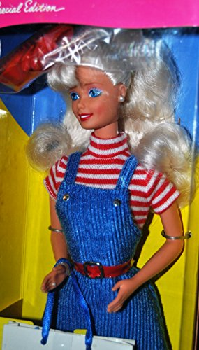 BARBIE SHOPPING TIME DOLL Special Edition WALMART (1997)