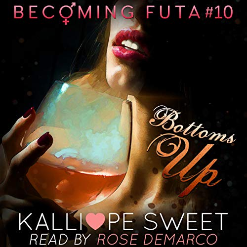 Bottoms Up audiobook cover art