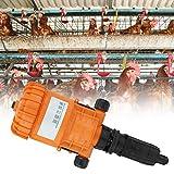 Kann wiederverwendet werden 0,2% -2% (1: 50-1: 500) Viehdünger-Injektor, Dosiergerät, für Industrie-Gartenschlauch-Vieh