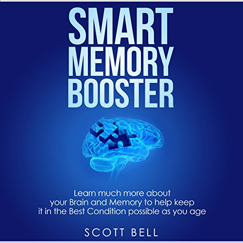 Smart Memory Booster audiobook cover art