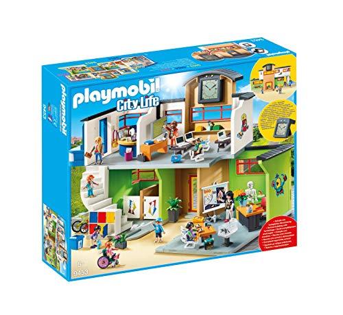 Playmobil - Ecole Aménagée - 9453