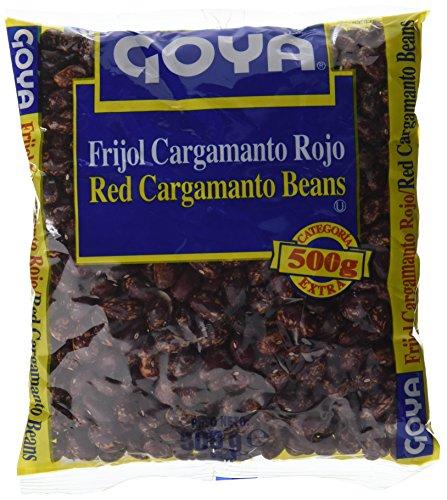 Goya Frijol Cargamanto Rojo - 9 Paquetes de 500 gr - Total: 4500 gr