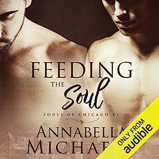 Feeding the Soul audiobook cover art