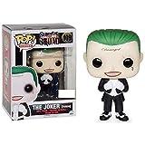 QToys Funko Pop! Suicide Squad #109 The Joker Tuxedo Chibi...