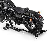 Pedana Sposta Moto per Harley Davidson Sportster 883 Iron (XL 883 N) ConStands M2 nero