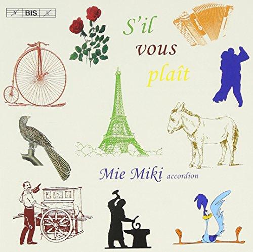 S'Il Vous Plait-Virtuose Akkordeon-Miniaturen
