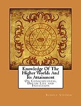 rudolf steiner knowledge of the higher worlds