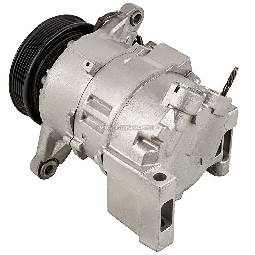 AC Compressor /& A//C Clutch For Volvo S40 C30 C70 V40 V50 BuyAutoParts 60-01988NA NEW