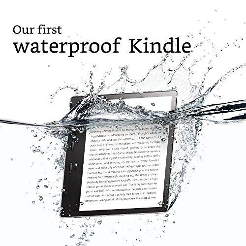 Kindle Oasis E-reader (Previous Generation - 9th) - Graphite, 7