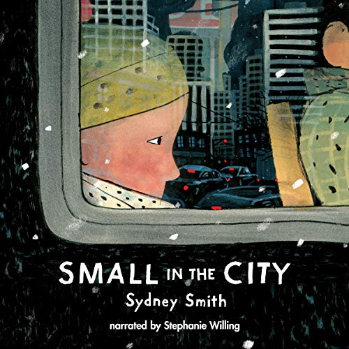 Small in the City  By  cover art