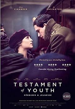 Memoires de Jeunesse - Testament of Youth  DVD