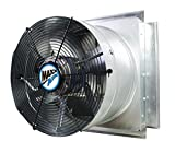 Powerful Industrial Exhaust Fan, Made in The USA (14 Inch)