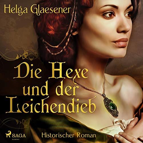 Die Hexe und der Leichendieb cover art