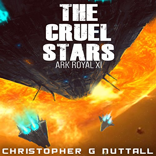 The Cruel Stars cover art