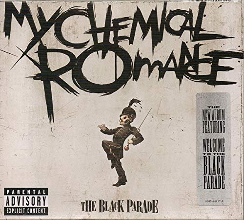 The Black Parade - My Chemical Romance CD