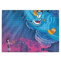 アラジン (8) 520ピースのジグソーパズル各種の漫画の風景人物のおもちゃジグソーパズル木質【パズルデコレーション】 (38.6x52.2cm)