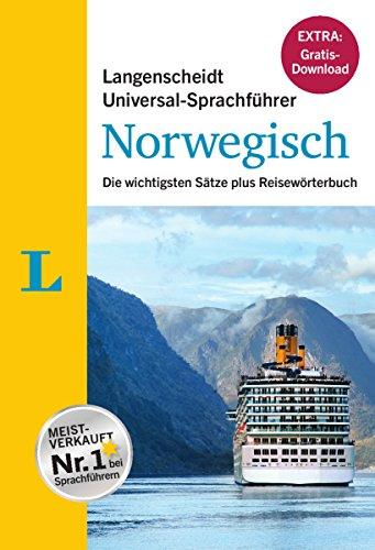 """Langenscheidt Universal-Sprachführer Norwegisch - Buch inklusive E-Book zum Thema \""""Essen & Trinken\"""": Die wichtigsten Sätze plus Reisewörterbuch"""