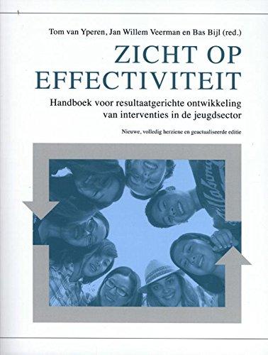 Zicht op effectiviteit: handboek voor resultaatgerichte ontwikkeling in de jeugdzorg