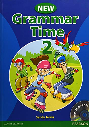 Grammar Time 2 Student Book Pack New Edition: Vol. 2
