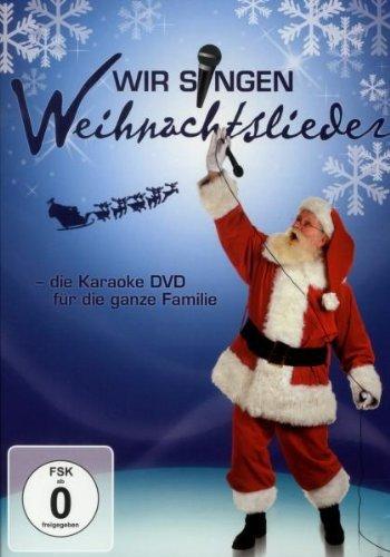 Wir singen Weihnachtslieder [2 DVDs]