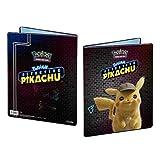 Ultra Pro E-15203 Detective - Portfolio, 9 tasche, motivo: Pikachu, multicolore...