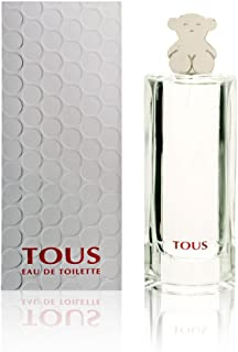 Tous Silver by Tous for Women - 3 Ounce EDT Spray
