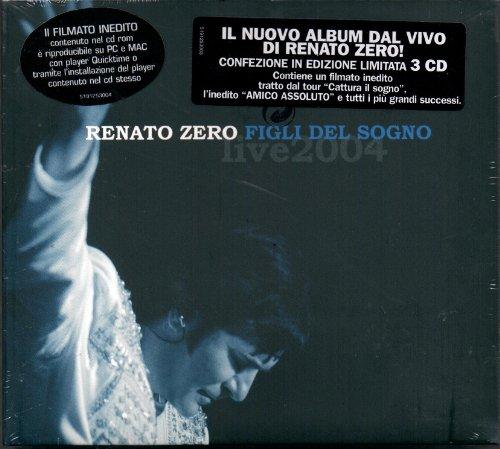 Figli Del Sogno Live 2004-3cd