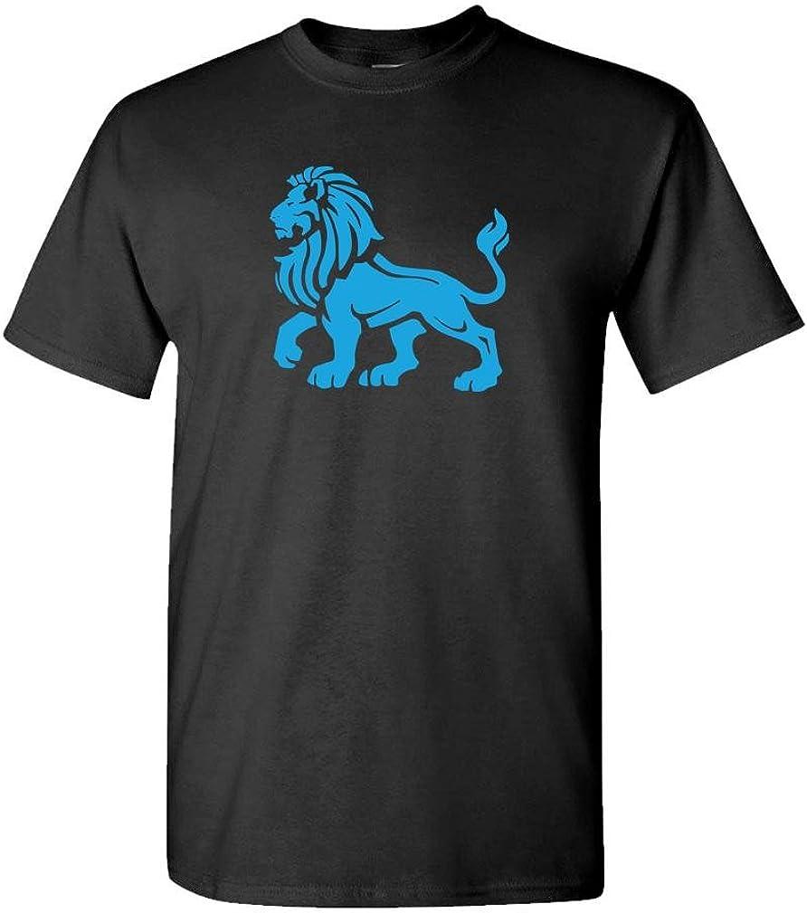 The Goozler Lion Passant - kelm Brittania England UK - Mens Cotton T-Shirt