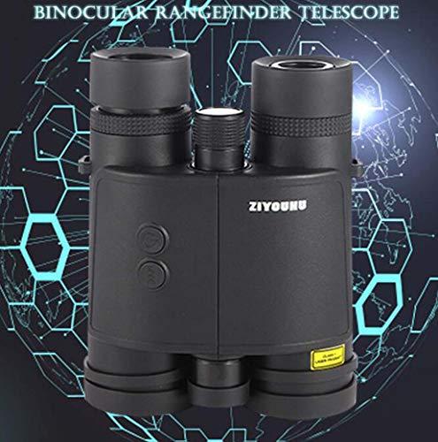 ZTYD 10 × 42 binoculaire afstandsmessentelescoop, nieuwe binoculair verrekijker met meerdere functies