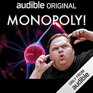 Monopoly! audiobook cover art