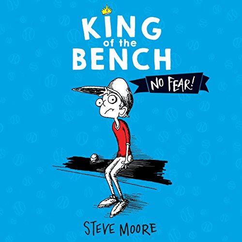 King of the Bench audiobook cover art