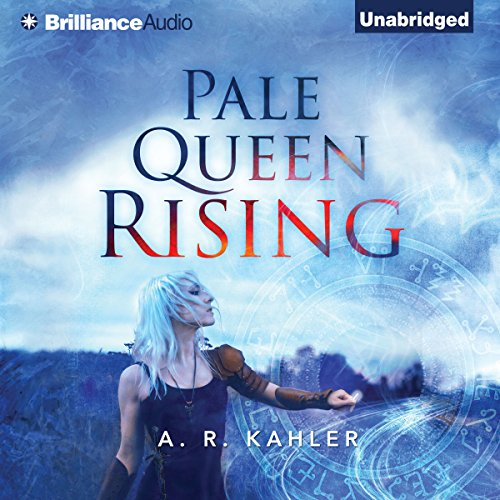 Pale Queen Rising audiobook cover art