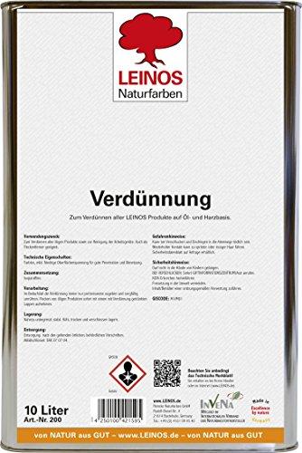 Leinos 200 Verdünnung 10,00 Liter