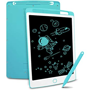 Magnetic Fridge Message Board Ewriter for Home Office with Colorful Screen LCD Writing Tablet 9.7 LCD Writing Tablet Graphics Drawing Tablets Green