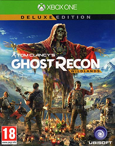 Ubisoft - Tom Clancy's Ghost Recon: Wildlands - Deluxe Edition /Xbox One (1 GAMES)