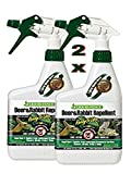 Best Rabbits Repellents - Liquid Fence 112 1 Quart Ready-to-Use Deer Review