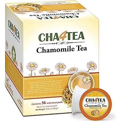 chamomile tea k cups