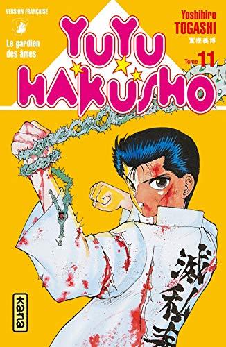 Yuyu Hakusho : Le Gardien des âmes, tome 11