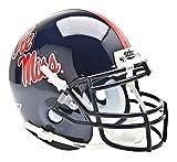 NCAA Mississippi Collectible Mini Football Helmet
