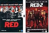 Red 1-2 (2 Film DVD) Edizione Italiana