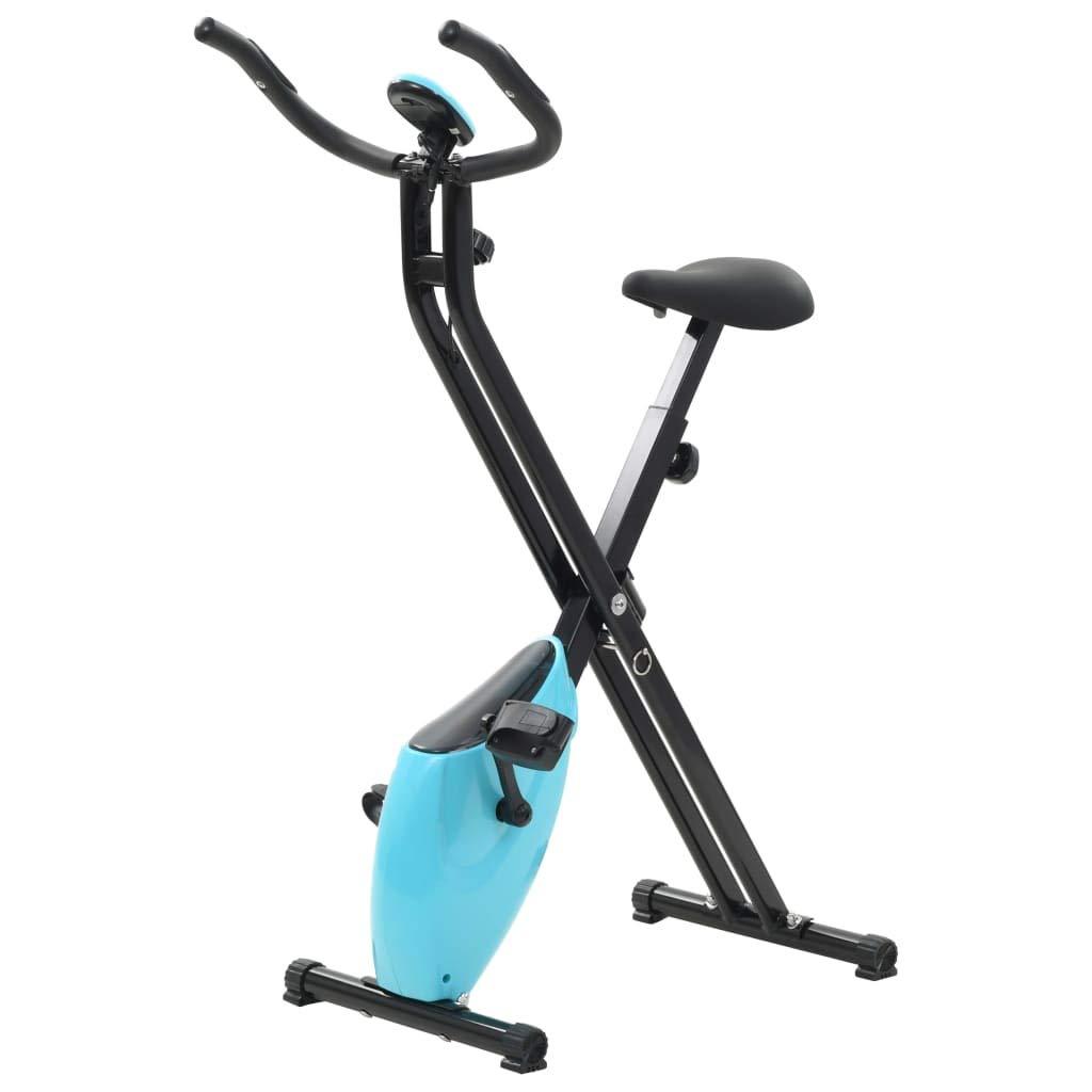 UnfadeMemory Bicicleta Elíptica Magnética Plegable de X-Bike con ...