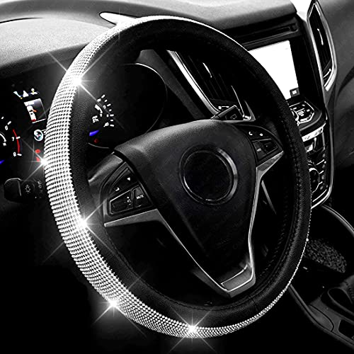 New Diamond Leather Steering Whe...