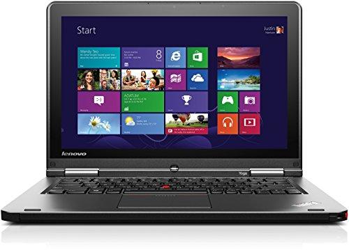 Lenovo ThinkPad Yoga 31,7 cm (12,5 Zoll FHD) Convertible Tablet-PC (Intel Core i7-4500U, 3GHz, 8GB RAM, 256GB SSD, Intel HD 4400 Graphics, Win 8.1, Touchscreen, Digitizerstift) schwarz