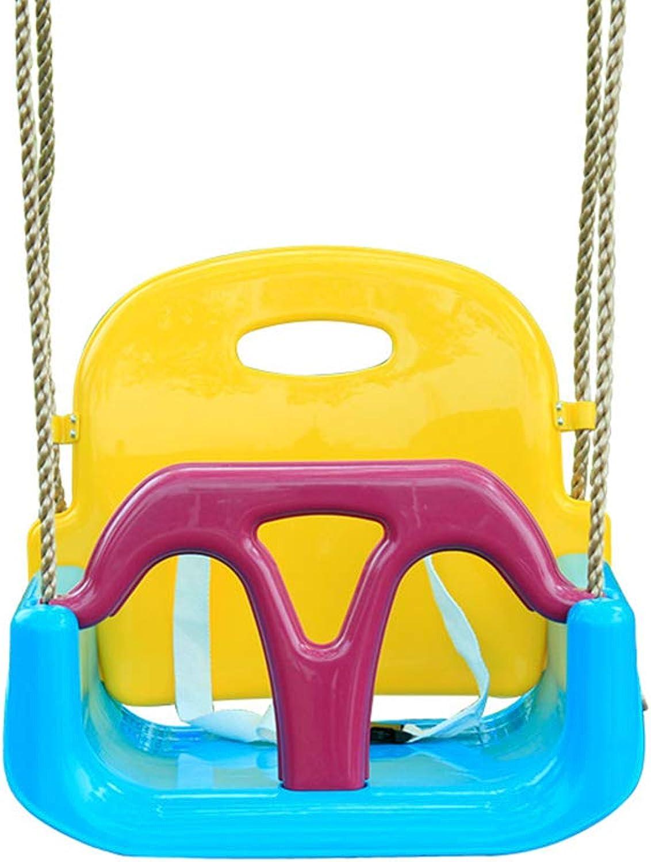 venta de ofertas JTYX Silla de Columpio para Niños Sillas Colgantes para Exteriores Exteriores Exteriores de Interior 3 en 1 Capacidad de Cochega de Asiento de bebé de Ocio para el hogar 200 kg  ahorrar en el despacho