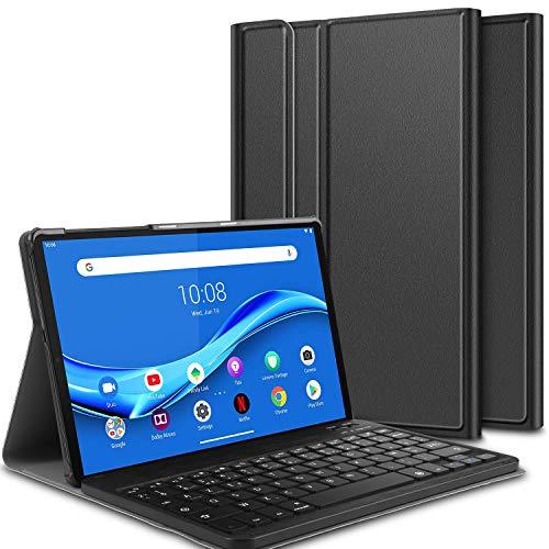 custodia per tablet lenovo ELTD Tastiera Custodia per Lenovo Tab M10 FHD Plus (2nd Gen) 10.3 inch