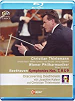 Discovering Beethoven With Kaiser & Thielemann [Blu-ray] [Import]