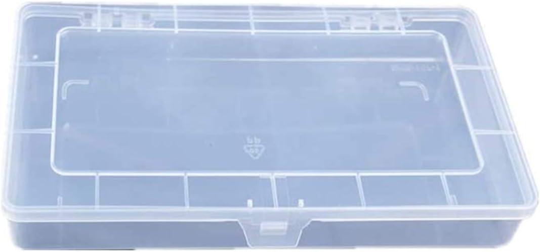 Ousyaah Caja de Almacenamiento de Mascarilla Desechable, Caja de Limpieza Transparente a Prueba de Polvo y Humedad, Caja de Almacenamiento de Algodón Filtrado