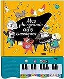 MES PLUS GRANDS AIRS CLASSIQUES (COLL. LIVRE PIANO)
