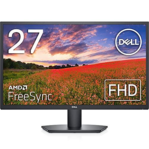 Dell モニター 27インチ SE2722H(3年間交換保証/CIE1931 72%,CIE1976 84%/AMD FreeSync™/フルHD/非光沢/HDM...