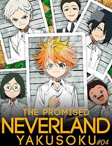 Yakusoku: No Neverland manga books Box Set 4 Collection for yakusoku no neverland manga FAN (English Edition)